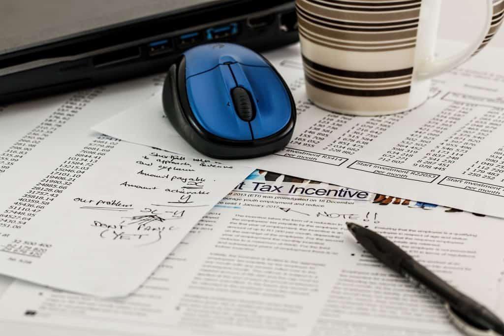 טפסים, חשבונות ומיסים